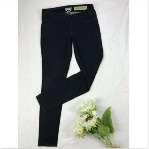Indigo Rein Black Jeggings Skinny Stretchy Jeans 9